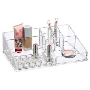 Large Acrylic Makeup Vanity Organizer